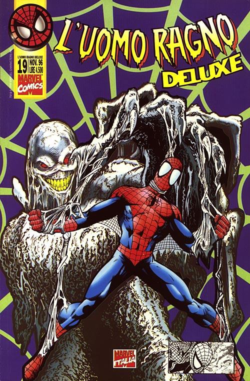 L'Uomo Ragno Deluxe n. 19