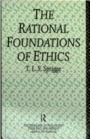 The Rational Foundation of Ethics