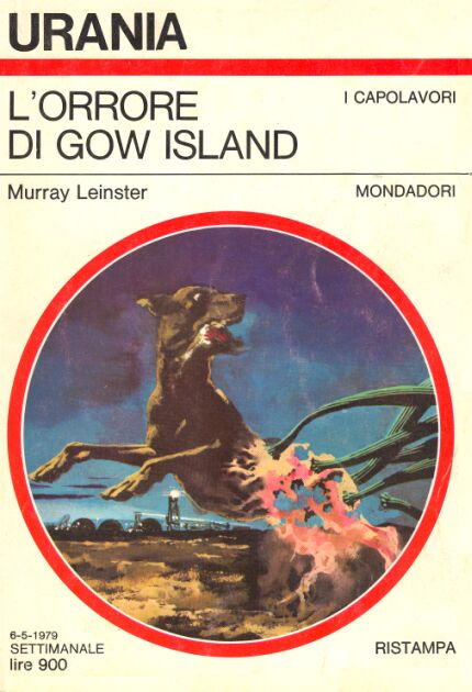 L'orrore di Gow Isla...