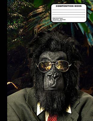 Gorilla in Glasses &...