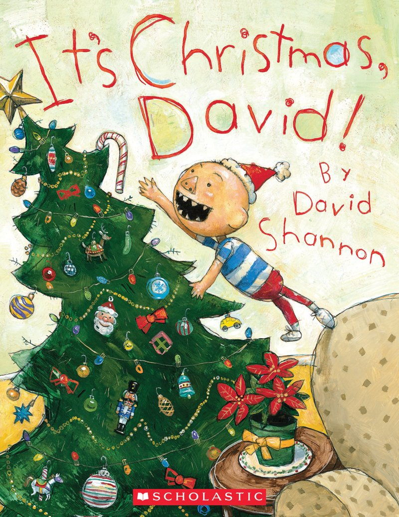 It's Christmas, Davi...