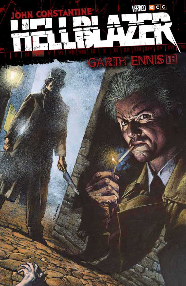 Hellblazer de Garth ...