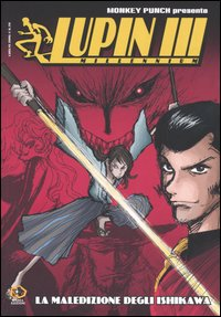Lupin III Millennium n. 8