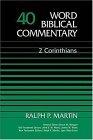 Word Biblical Commentary Vol. 40, 2 Corinthians