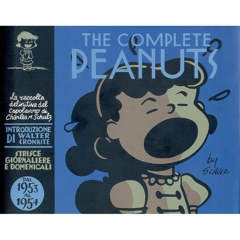 The complete peanuts / Dal 1953 al 1954