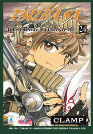 Tsubasa Reservoir Chronicle vol. 24