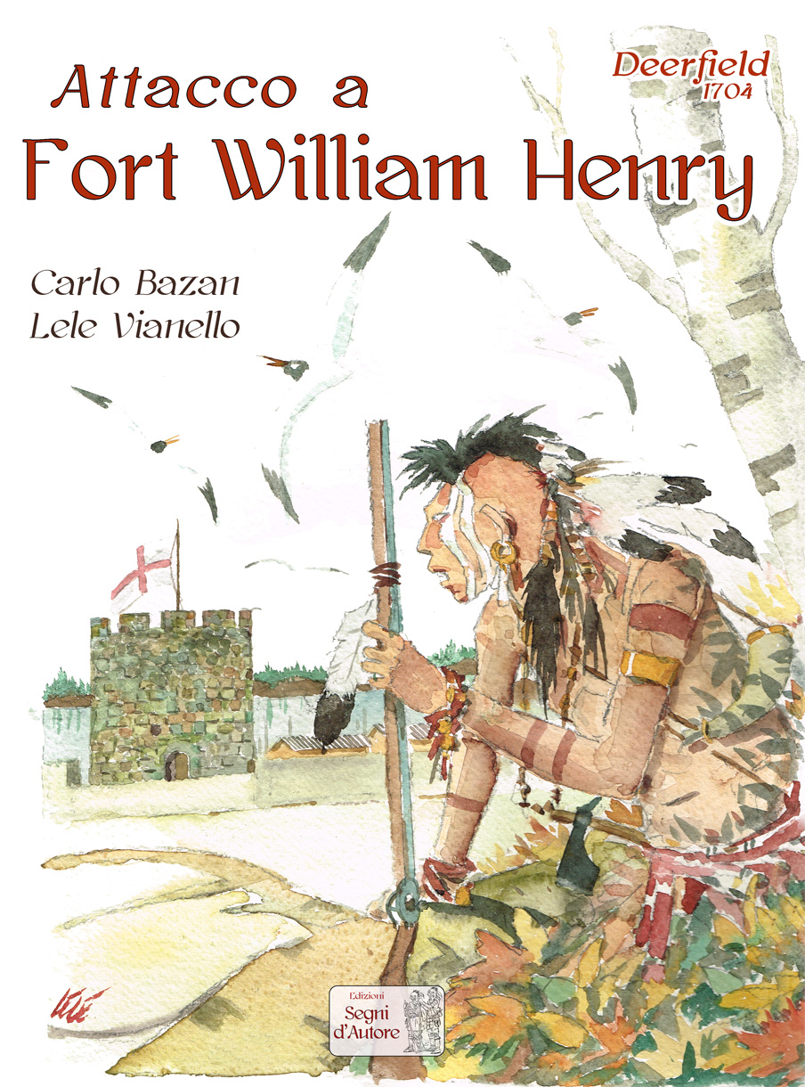 Attacco a Fort William Henry