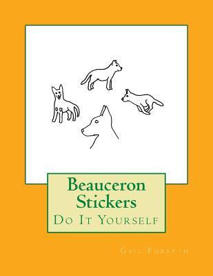 Beauceron Stickers