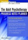 The Adult Psychother...