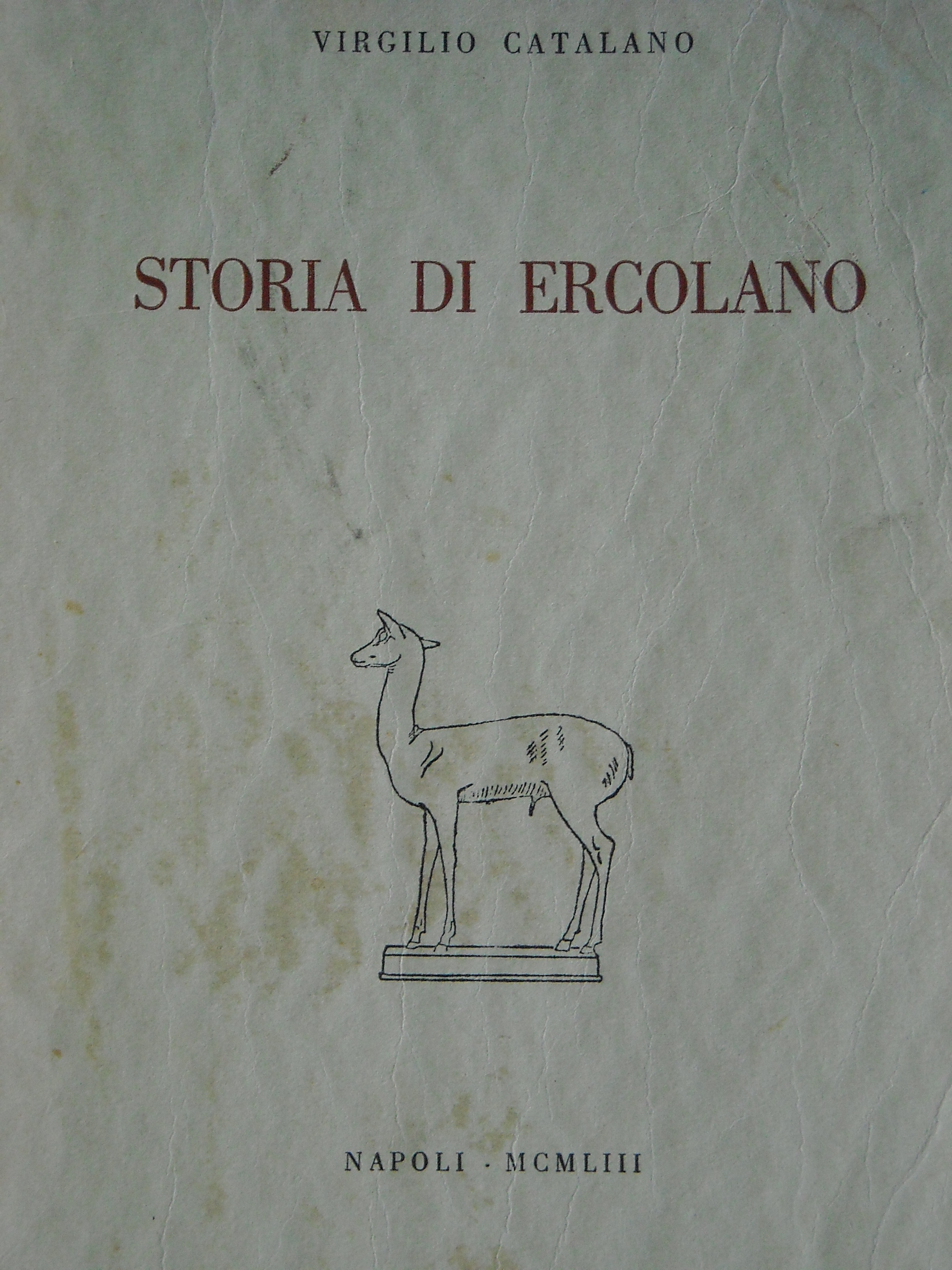 Storia di Ercolano