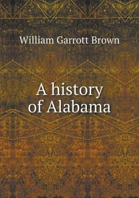A History of Alabama