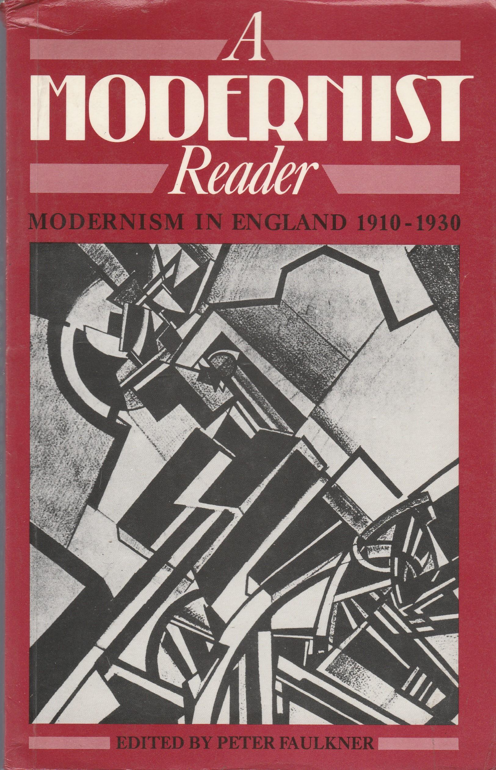 A Modernist Reader