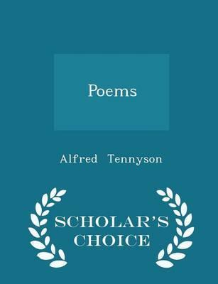 Poems - Scholar's Ch...