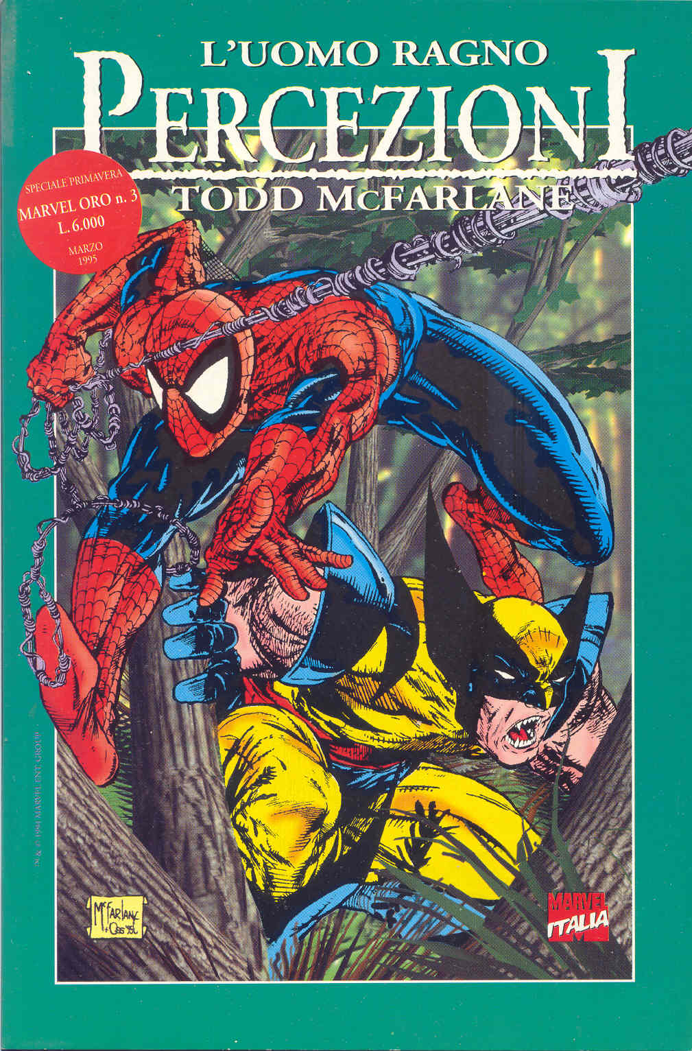 Marvel Oro n. 3