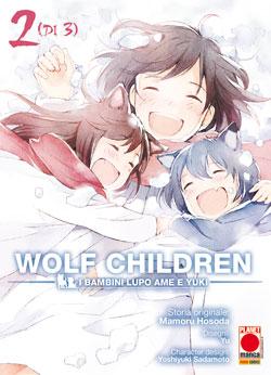 Wolf Children vol. 2