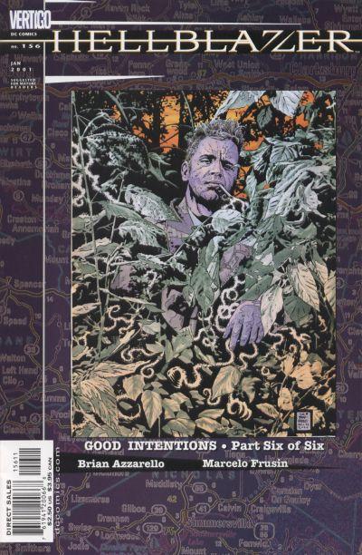 Hellblazer Vol.1 #15...