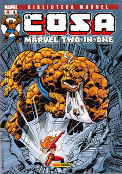 Biblioteca Marvel: La Cosa #8 (de 16)