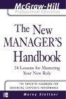The New Manager's Handbook