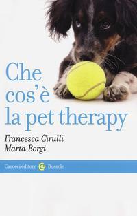 Che cos'e' la pet therapy