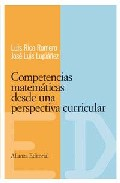 Competencias matematicas desde una perspectiva curricular/ Math Skills from a Curricular Perspective