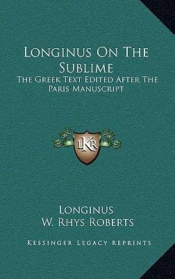 Longinus on the Subl...