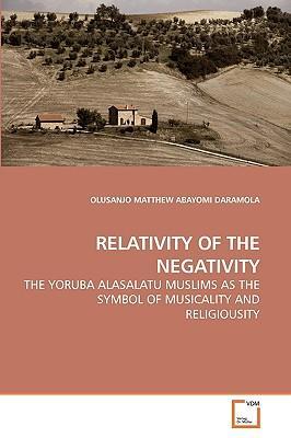 RELATIVITY OF THE NEGATIVITY