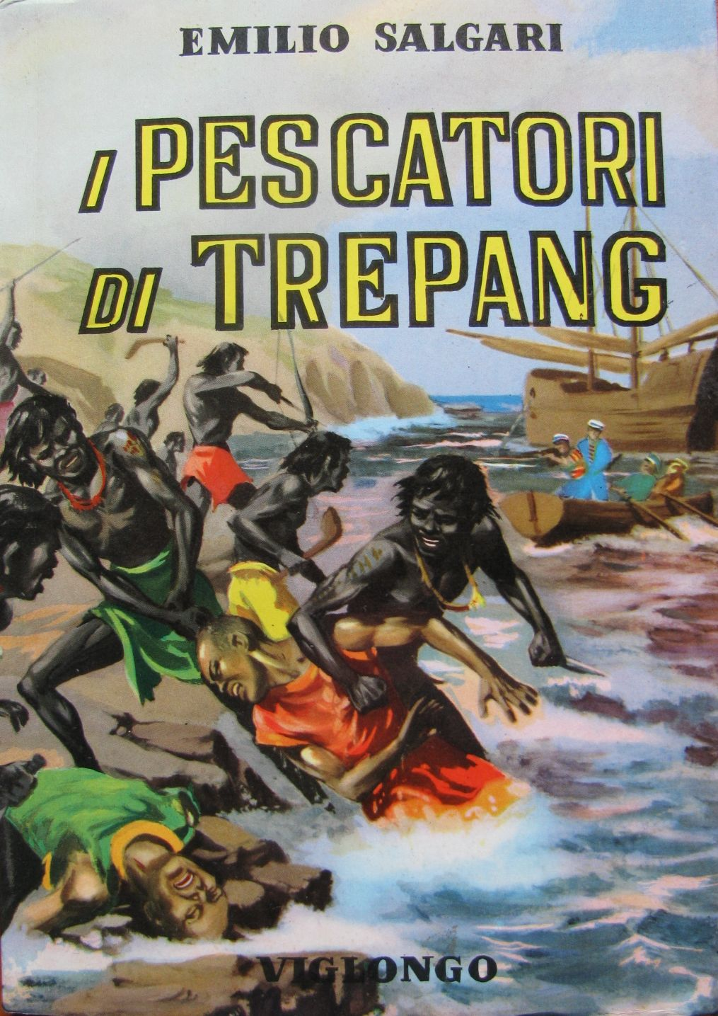 I pescatori di Trepang