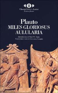 Miles gloriosus - Au...