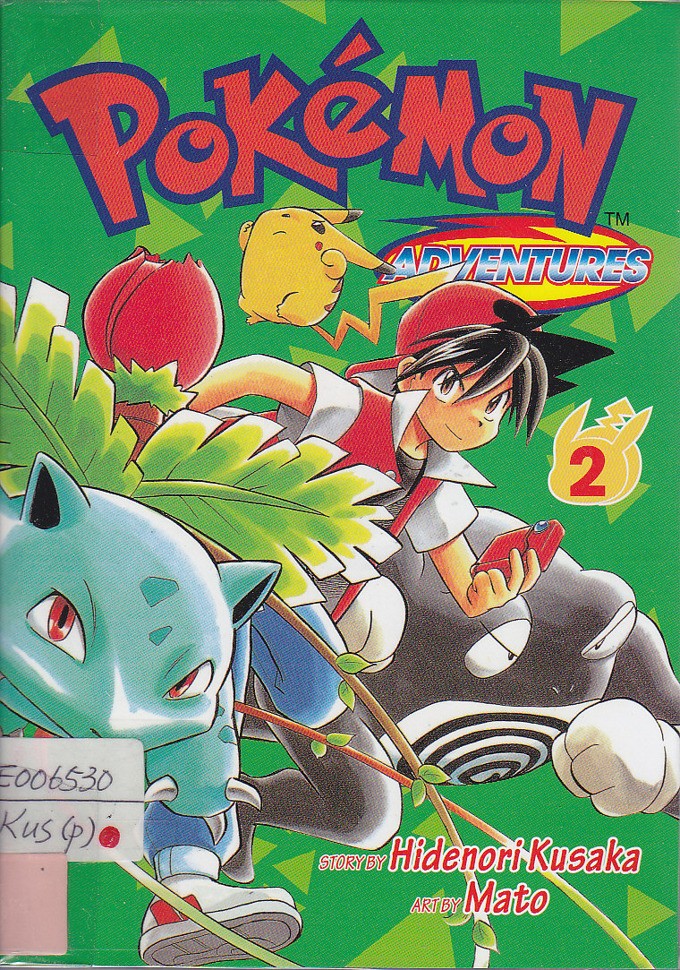 Pokemon Adventures 0...