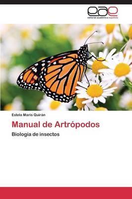 Manual de Artrópodos