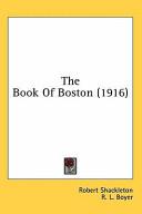 The Book of Boston (1916)