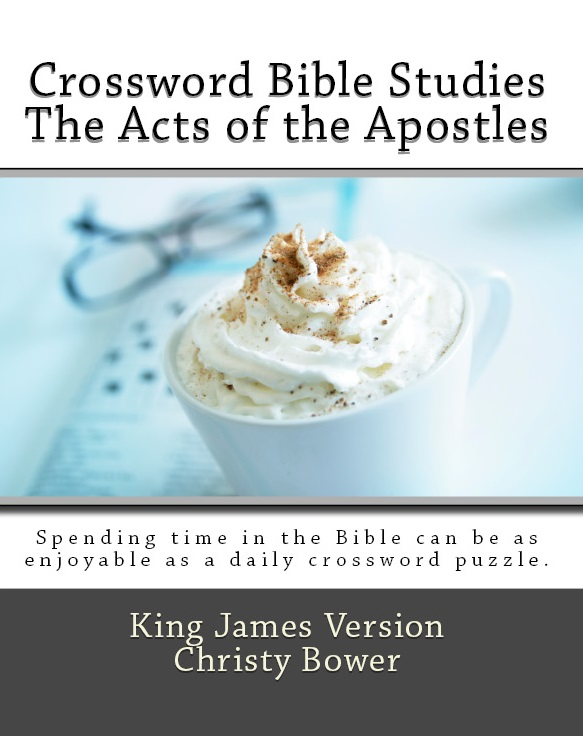 Crossword Bible Studies: The Acts of the Apostles
