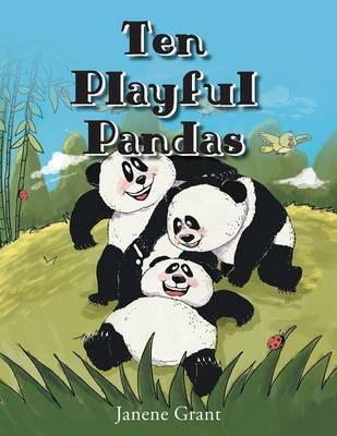 Ten Playful Pandas