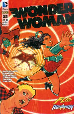 Flash/Wonder Woman #21