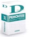 Dizionario piemontese