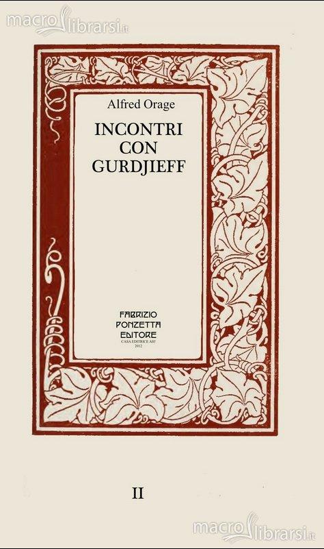 Incontri con Gurdjieff