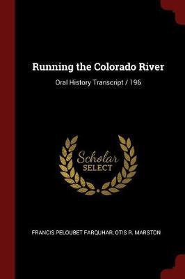 Running the Colorado River