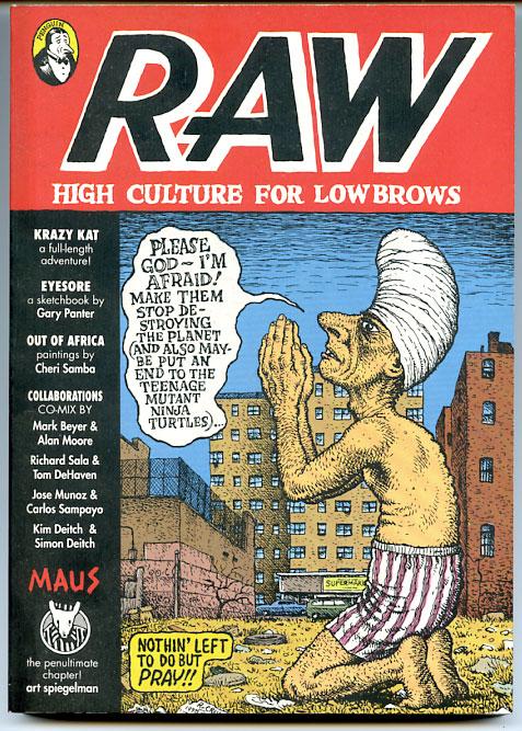 Raw: v. 3