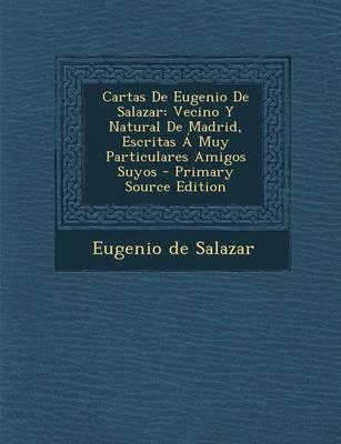 Cartas de Eugenio de Salazar