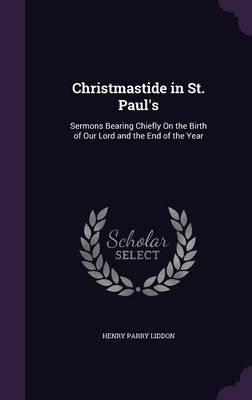 Christmastide in St. Paul's