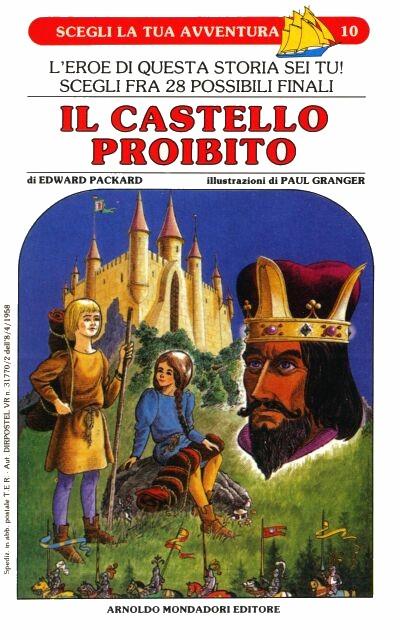 Il castello proibito