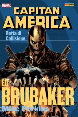 Capitan America - Ed Brubaker Collection Vol. 3