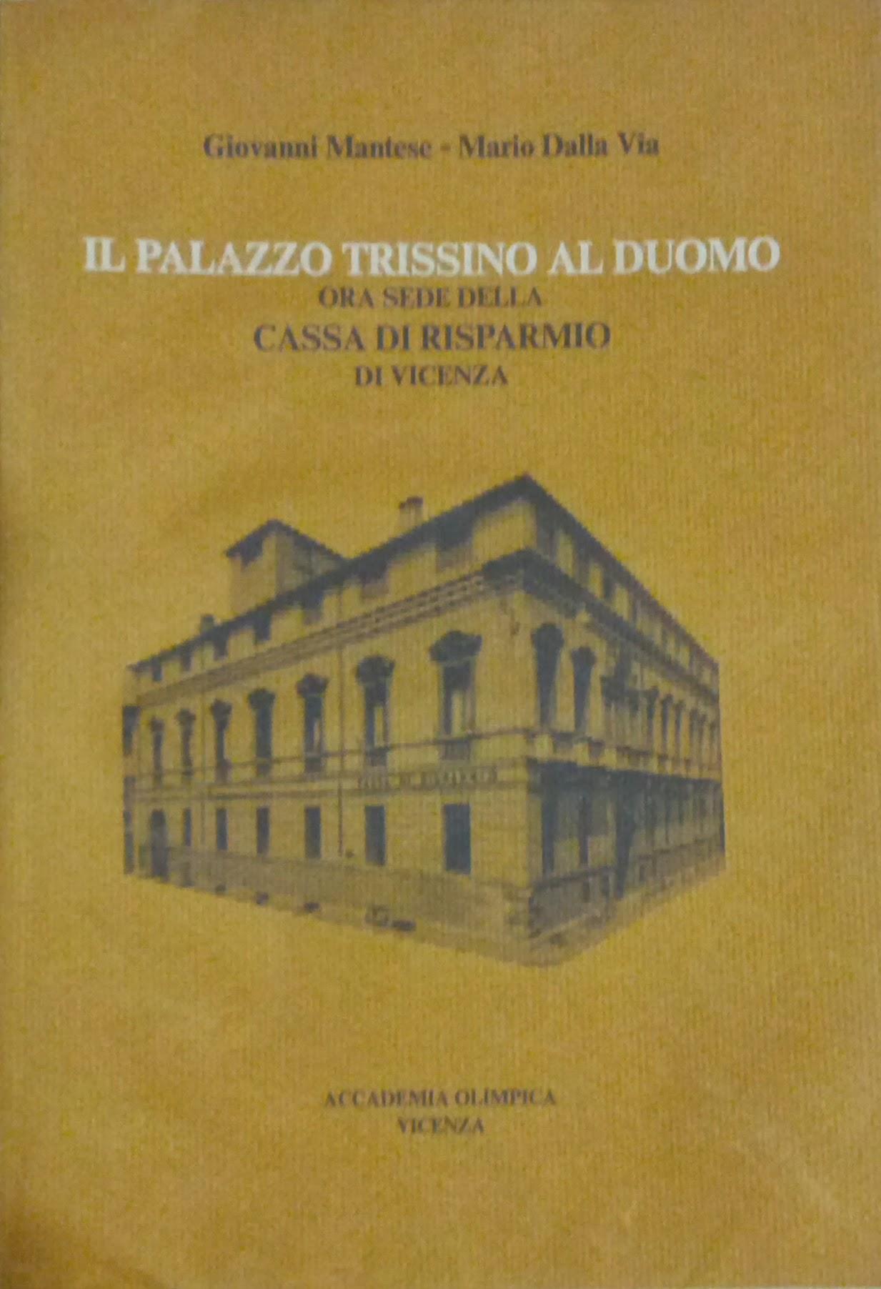 Il palazzo Trissino ...