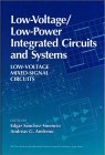 Low-Voltage/Low-Power Integrated Circuits and Systems