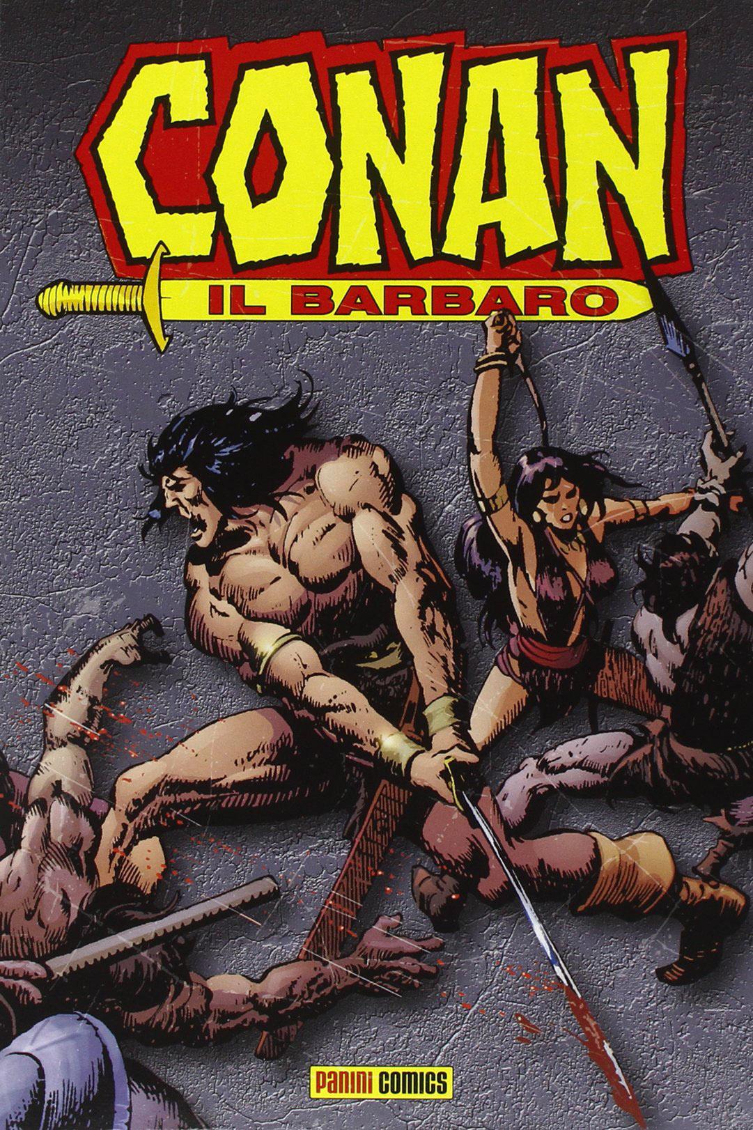 Conan il Barbaro II - Cofanetto