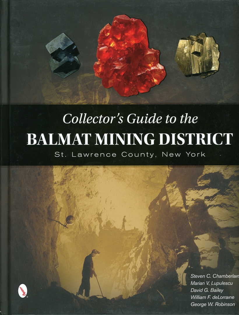 Collector's Guide to the Balmat Mining District
