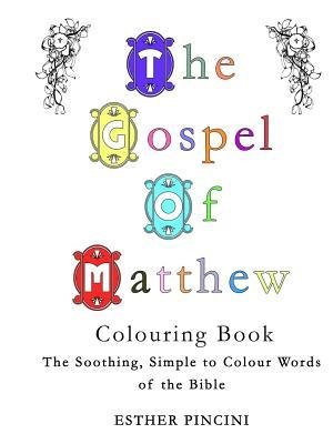 The Gospel of Matthe...