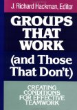 Groups That Work (and Those That Don't)