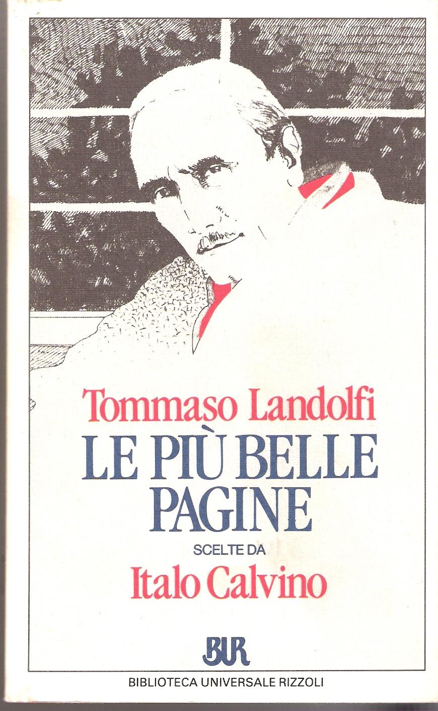 Le più belle pagine scelte da Italo Calvino