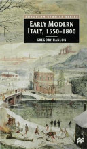 Early Modern Italy, 1550-1800